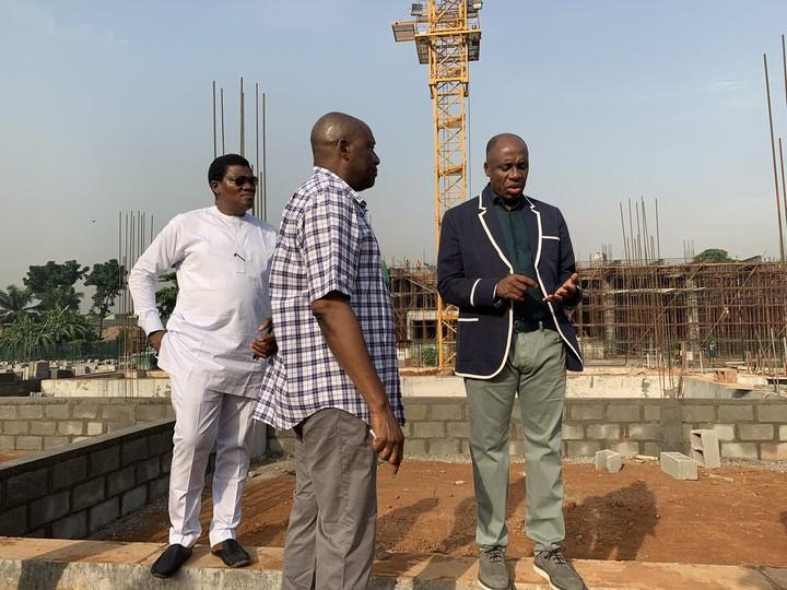 9143379 d3ncrxfw4aalqxa jpeg61b9a1097a2979b93f2799423c646b62 - Amaechi Visits Lagos-Ibadan Railway Construction Site [See Pictures]