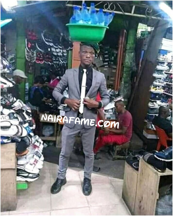 9166849 1555051787262 jpegb0806e60e94c21c19c823d9f9b8bf147 - Wonders!!! Man in Suit Hawks Purewater [See Pictures]