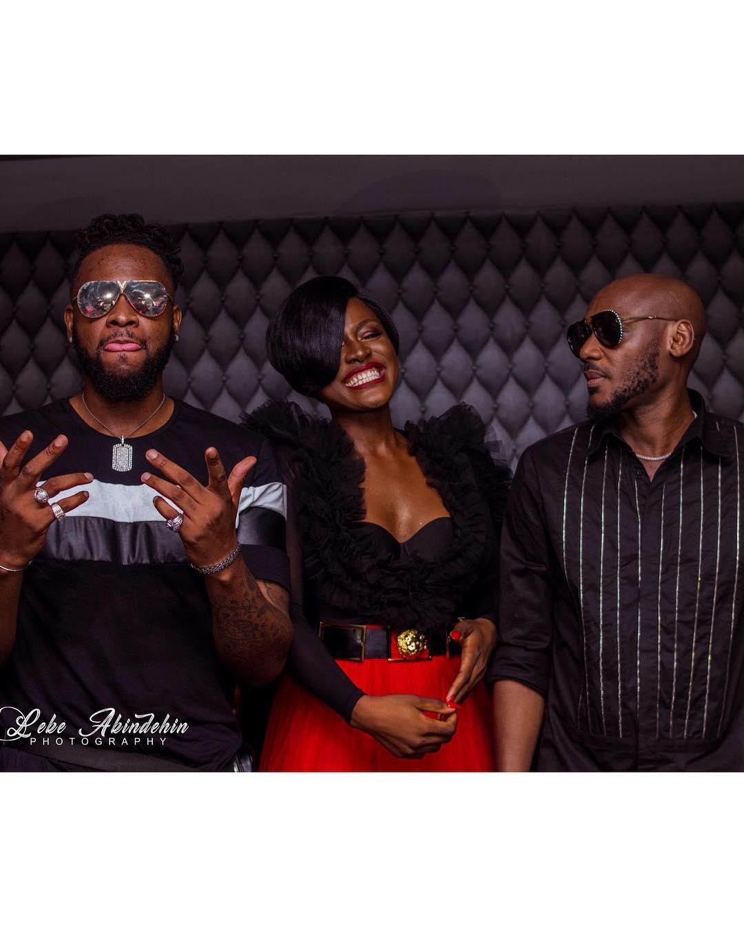 9169050 al jpeg495cae3108a2efb2ae07bae038090dcf - BBNaija Alex spotted with TeddyA and 2baba at Campari Lagos Party [Photos]