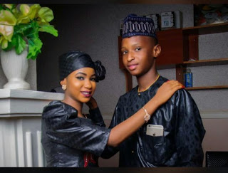 See Teenagers Pre-Wedding Pictures That Got Nigerians Talking