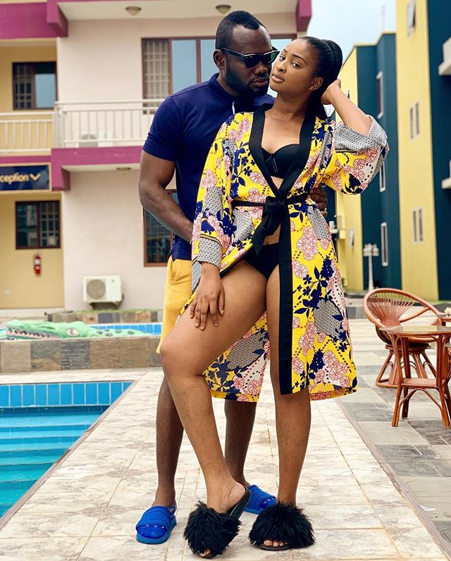 9185850 et   2 jpeg7a7a9f025846c612e7f4970b99b7a104 - Etinosa Release Sexy Pictures with Ghanian Actor [See Pictures]