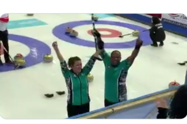 Nigeria Sets African Record at World Curling Championship