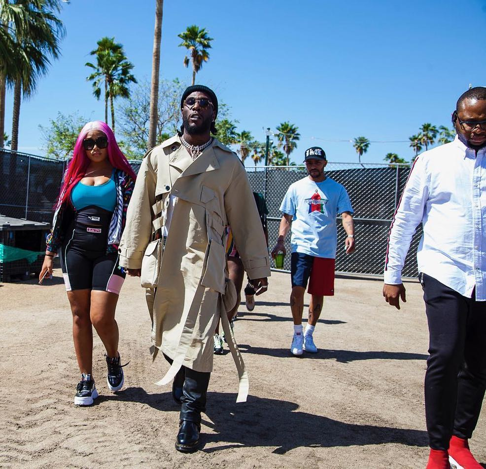 9264529 d9bab087ada1b03cac322155ab340bec jpeg4d6f65457ec872297eb1c57ceb691c88 - [Pictures] Stefflon Don and Burnaboy Spotted Together in Chicago
