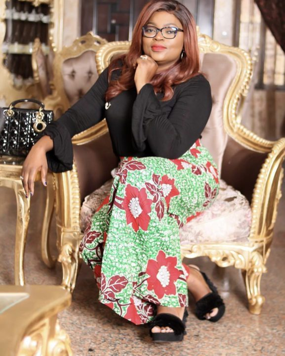 ACAA60BC D77D 4A36 BDD2 4BF9A39967BC - Actress Funke Akindele stuns in beautiful new photos