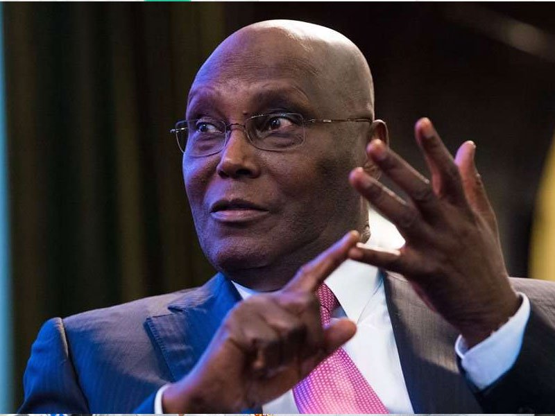Atiku Abubakar1 - 'It Is Idiotic. And It Is Ridiculous' – Atiku Reacts To APC's Claim That He's Cameroonian And Not Nigerian
