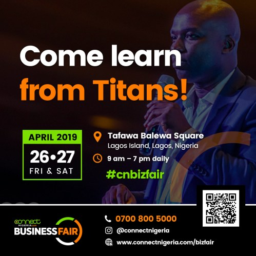 Bizfair2019 SocialMedia Banner 10 2 - All The Connections Your Business Needs Under One Roof: Connect Nigeria