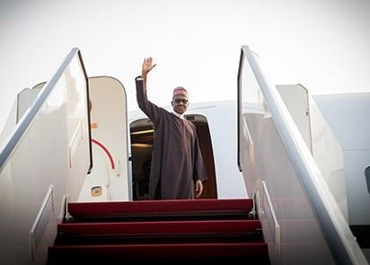 Buhari jets kenya - Breaking News: Buhari travels out of the country
