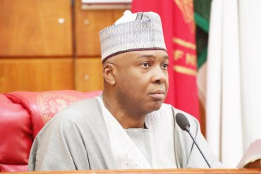 What Senate President Bukola Saraki Said About The New Police Reform Bill Would Make You Thrilled As A Nigerian