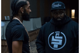 Nipsey Hussle's body guard retires