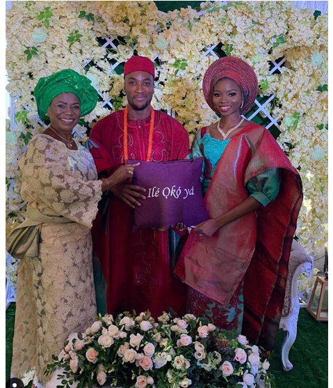 Capture 32 - [Photos]: Actor Akah Nnani's wedding to his sweetheart Claire Idera