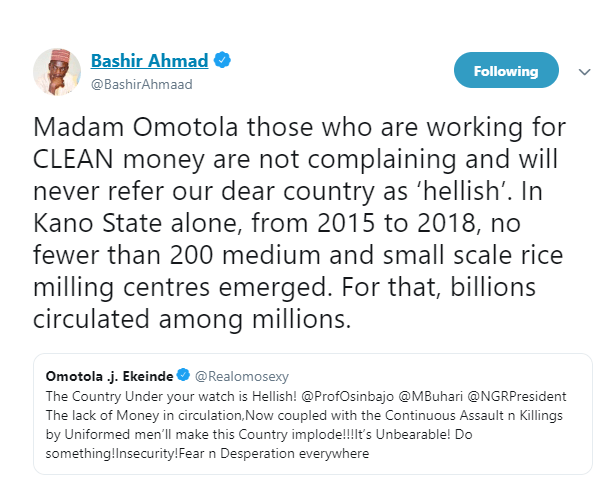Capture 54 - 'You are a doltish and shallow person' – Omotola Jalade-Ekeinde fires back at presidency