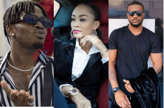 Peter Okoye breaks silence on sleeping with Diamond Platnumz's ex-wife