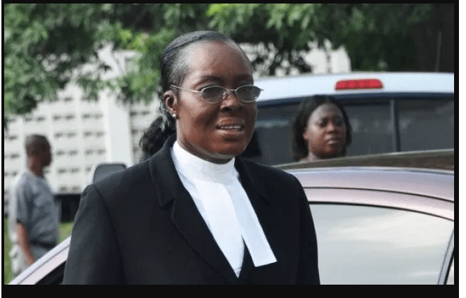 Capture 85 - [Video]: 'I had my kids with married men' – Attorney general of Ghana reveals
