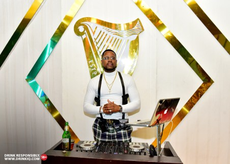 DJ Exclusive 2 - Guiness Gold Launches In Style