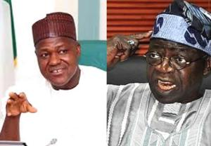 Dogara and Tinubu - Here Is What Nigerians Are Saying After Dogara Slammed Tinubu