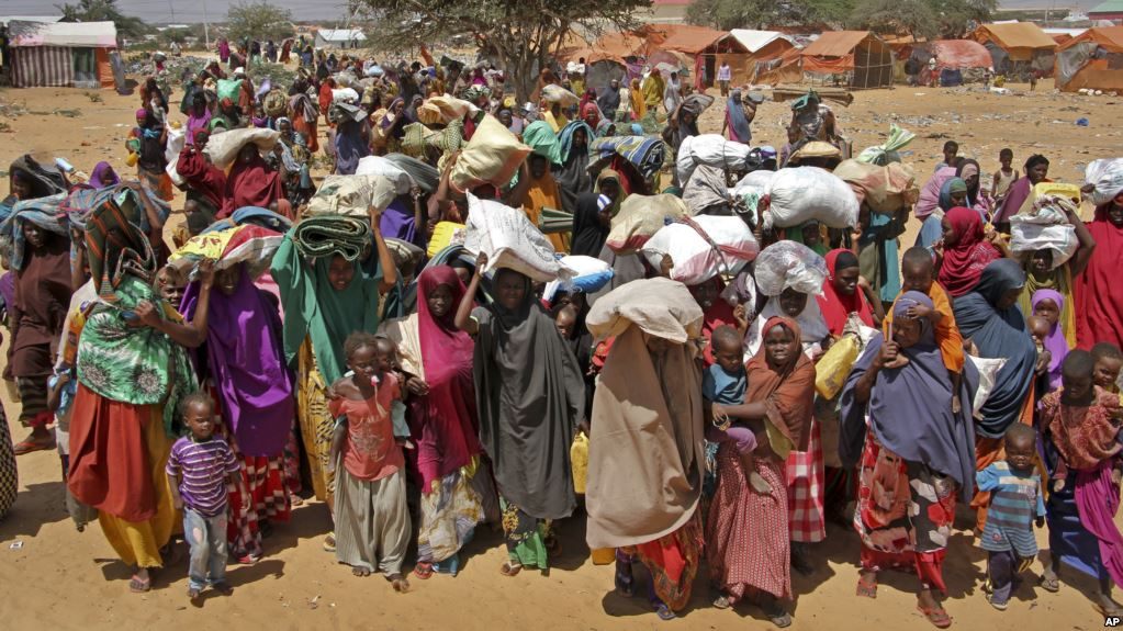 IDPs - Hungriest People In The World: See How Many People Live In Nigeria