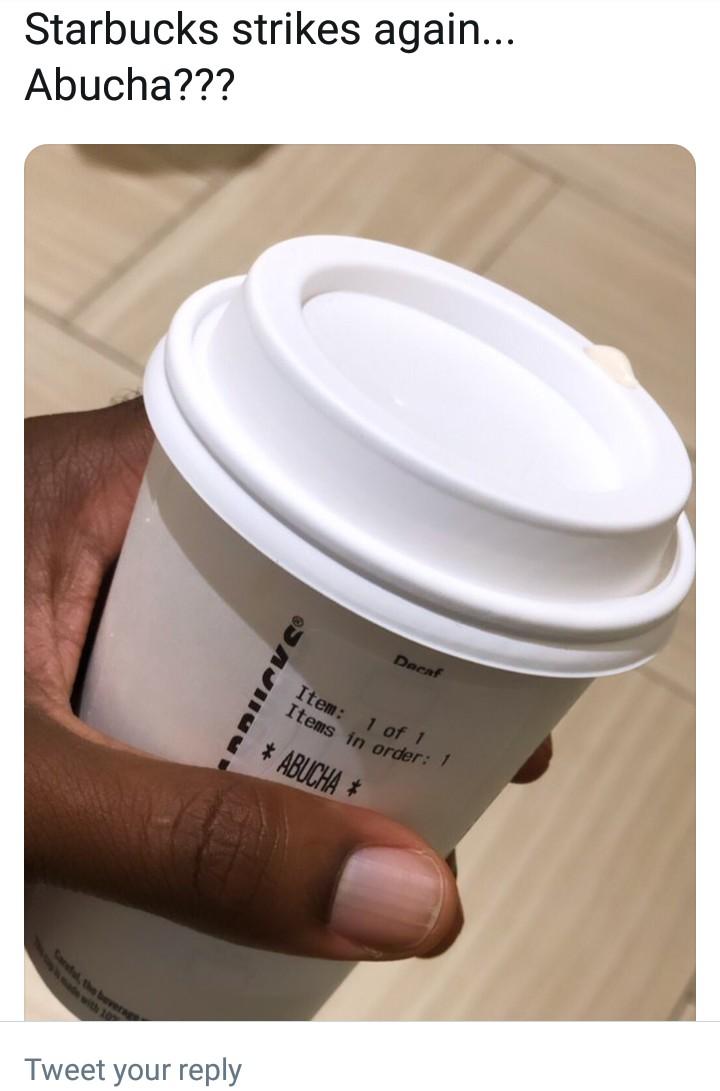 IMG 20190421 102832 002 - [See Pictures] BBnaija Host Ebuka Expose Starbucks Coffee Mistakes