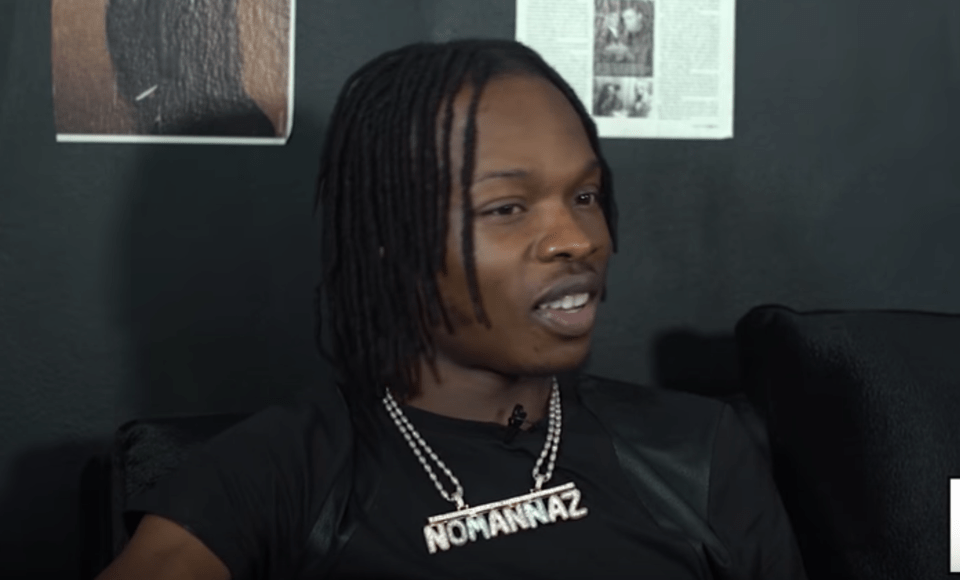 """Moni Talks Interviews Naira Marley 960x580 1 - [Video]:""""Maybe Na The Thing Wey He Dey Smoke Dey Worry Im Head"""" – Daddy Showkey Says As He Appeal To EFCC To Free Nairamarley"""