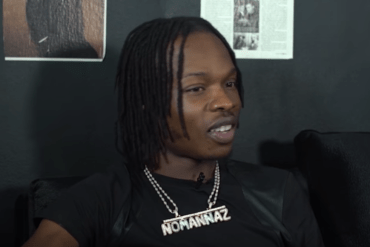'If you know about slavery, you'll know that 'Yahoo Yahoo' is not a crime' – Singer Naira Marley