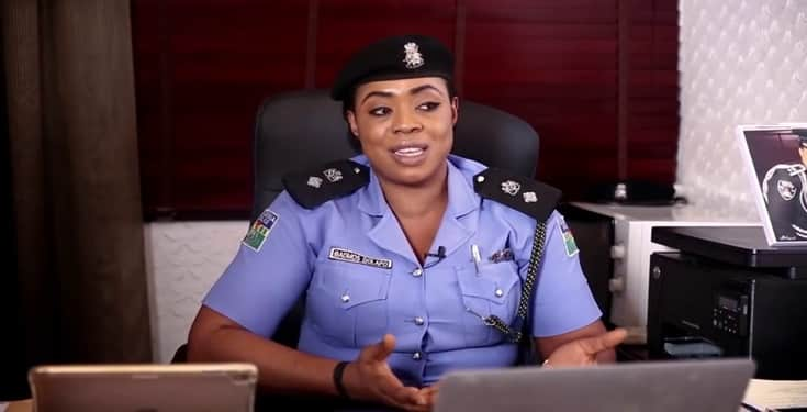 Nigeria Police Force remains the most bullied in the world P.R.O Badmus - Is This True? P.R.O Badmus Says Nigeria Police Force Remains The Most Bullied In The World
