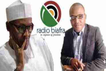 "Fresh: Nnamdi Kanu Releases Shocking Proof ""Alleging"" Buhari Is Not Nigerian"