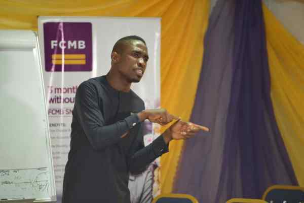 WhatsApp Image 2019 04 17 at 2.03.04 PM 1 - FCMB Organises Free Training, Urges SMEs to Drive Economic Growth