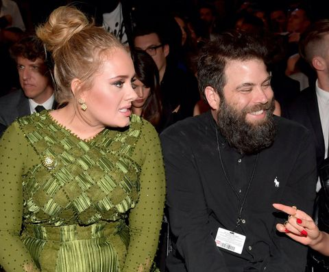adele simon konecki 1555720989 - Singer Adele and husband Simon Koneki split!