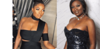 While Tuface Is In US, His Wife And Baby Mama Fight Dirty