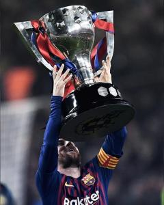 barcelon - Breaking: Barcelona Crowned Spanish Champions