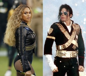 beyonce michael jackson comparison opinion vibe 1526410442 compressed - Why Comparing the performance of Michael Jackson with beyonce is like comparing the BEAUTY of ALEX with that of bobrisky – Actor