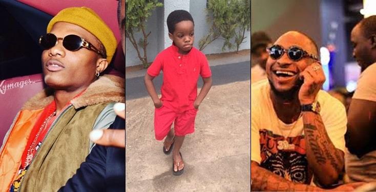 bolu 1 - Wizkid's First Son Names Davido As One Of His Favourite Artiste In Nigeria