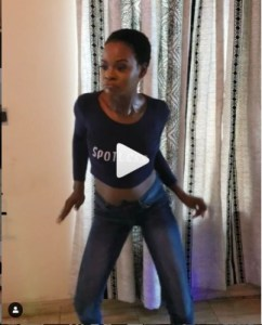 "chach - Video: Breadseller Turn Model, Jumoke Orisaguna, Wins 400k For Dancing To Harrysong Hit Single ""ChaCha"""