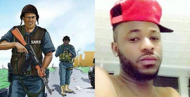 collage 1 - Photos: Tears As Kolade Johnson Laid To Rest