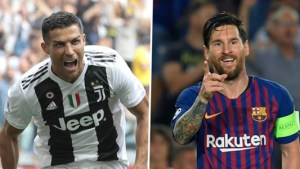 Cristiano Ronaldo Sets Another Record Ahead Of Messi