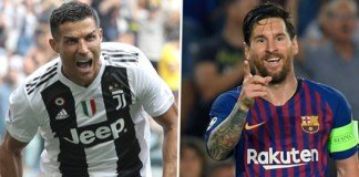 Neymar, Ronaldo And Messi - See Who The World's Highest Paid Athlete Is