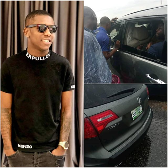 Adorable: Small Doctor Stops Car To Help Accident Victims(photos)