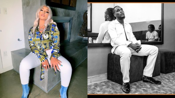 don s - [Video]: Burna Boy Shares Passionate Kiss With Girlfriend, Stefflon Don