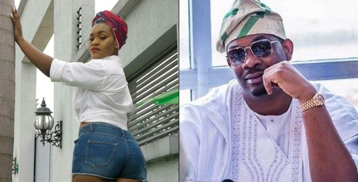 don - Endowed Nollywood Actress Offers Her Virginity To Don Jazzy