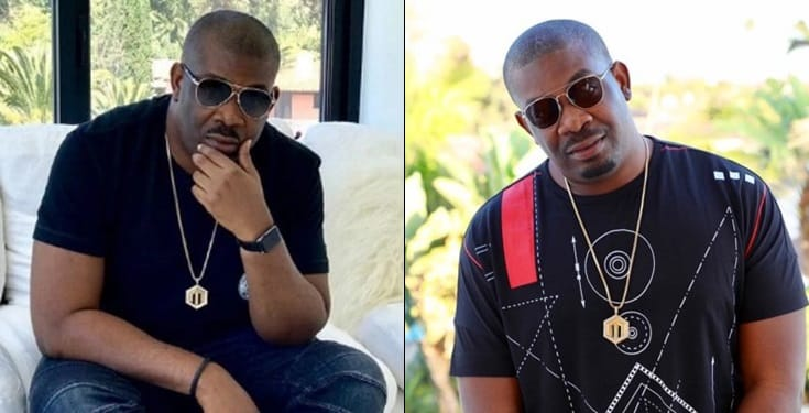 donn - 'Lol I Give Up' – Don Jazzy Reacts To The Reports Claiming He Will Never Marry