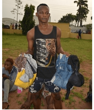 haka - Police arrest cultist who rapes and takes nude photos of unsuspecting female job seekers