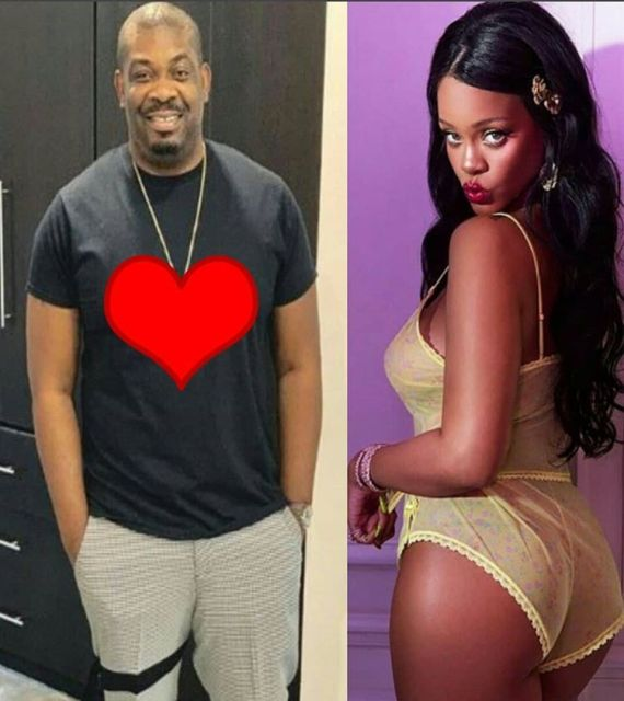 don jazzy getting married