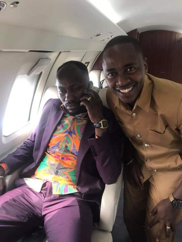 johnson - Wow!!! Apostle Johnson Suleman Goes Against His Word, Gifts Self A Luxury Jet