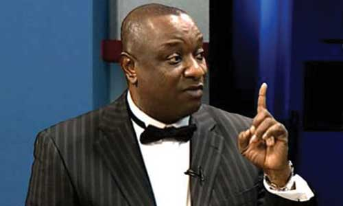 """""""Slayer of the corrupt and friend of the poor"""" – Keyamo sings Buhari's praises"""