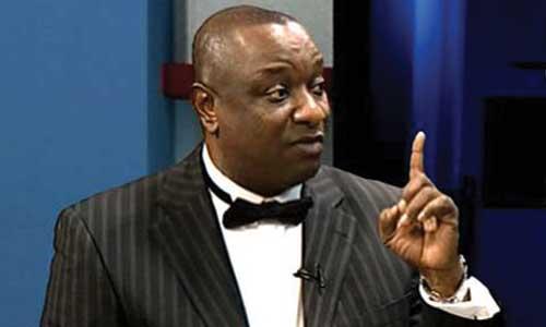 "keyamo - ""Slayer of the corrupt and friend of the poor"" – Keyamo sings Buhari's praises"