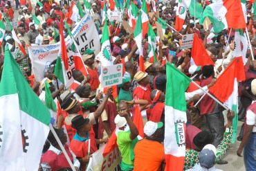 """The Battle Has Started"" – Labour Union Say After Buhari Signed New Minimum Wage Bill"