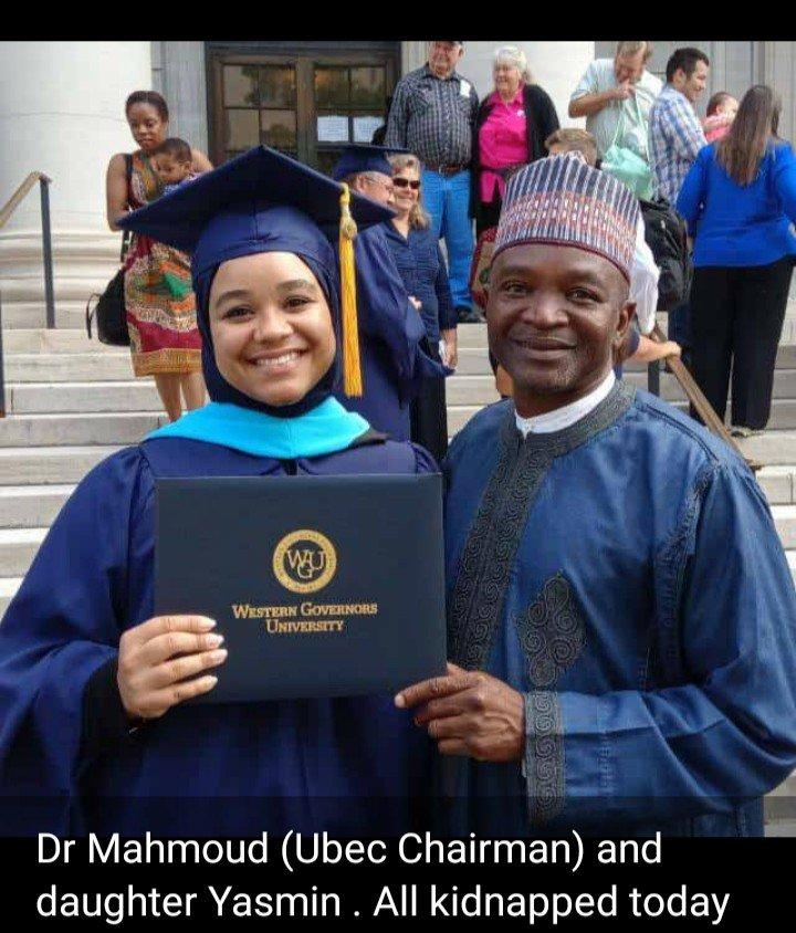 mahm - UPDATE: UBEC Chairman, Prof. Mahmood And Daughter Regain Freedom