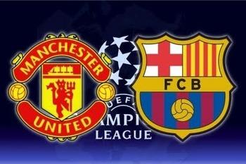 manutd vs barcelona