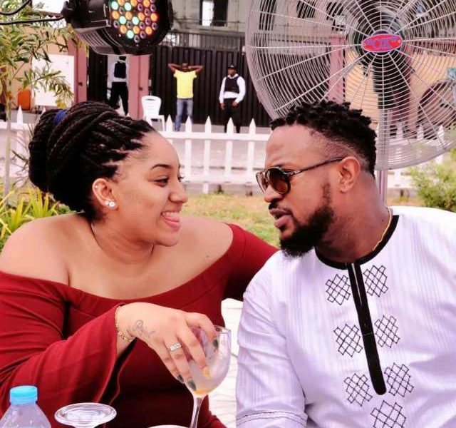mofe duncan 01 640x600 - Mofe Duncan's Beautiful Wife, Jessica Reacts To News Of Breakup