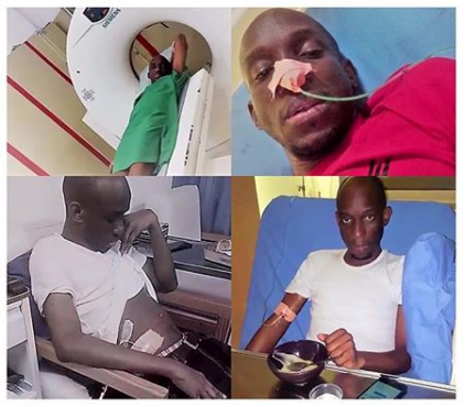 obiwon - [Photos]: 'How God miraculously saved my life' – Veteran singer Obiwon
