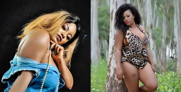 on - 'I Don't Like It When People Focus On My Boobs Rather Than On My Talent' – Actress With Big Boobs Cries Out